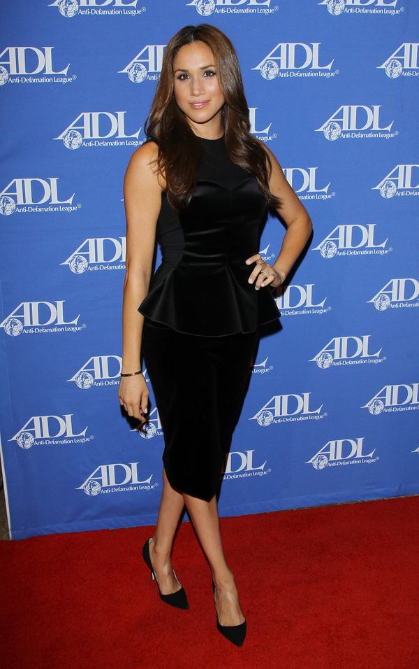 Atthe Anti-Defamation League Entertainment Industry Awards dinner held at The Beverly Hilton hotel in Beverly Hills, Ca