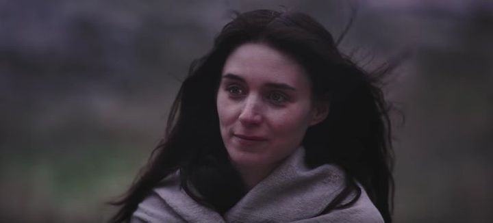 Rooney Mara plays Mary Magdalene in an upcoming Biblical biopic.