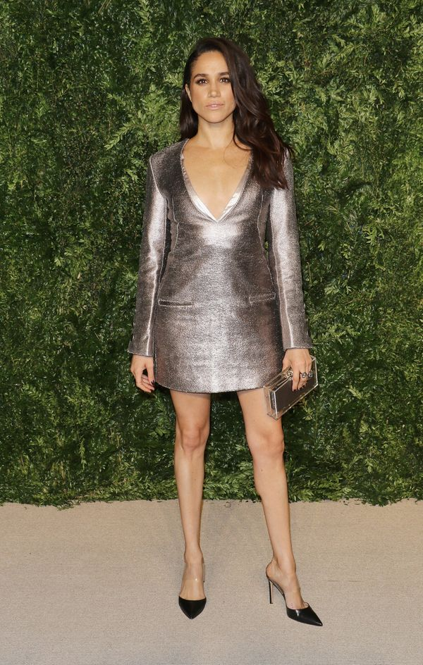Atthe 12th annual CFDA/Vogue Fashion Fund Awards at Spring Studios in New York.