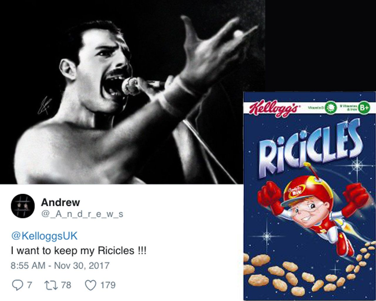 Kellogg's Axed Ricicles And The Internet's In