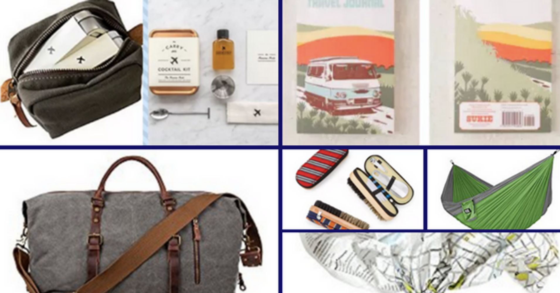 Gifts for Men Who Travel - The Ultimate List   HuffPost a5770e6726