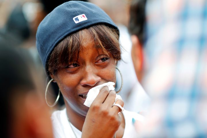 Diamond Reynolds and her 4-year-old daughter were in the car when Philando Castile was fatally shot.