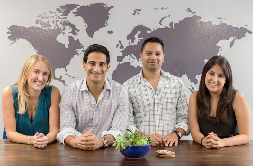 The growing Unshackled Ventures team dedicated to supporting immigrant founders and helping them succeed faster.