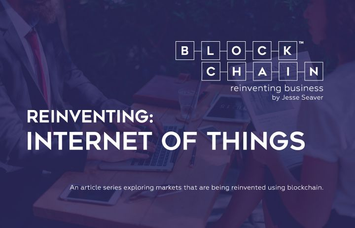 <p>AN ARTICLE SERIES EXPLORING COMPANIES REINVENTING MARKETS USING THE BLOCKCHAIN.</p>