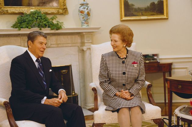 Ronald Reagan and Margaret Thatcher were close when they were both in office in the 1980s. But Thatcher...
