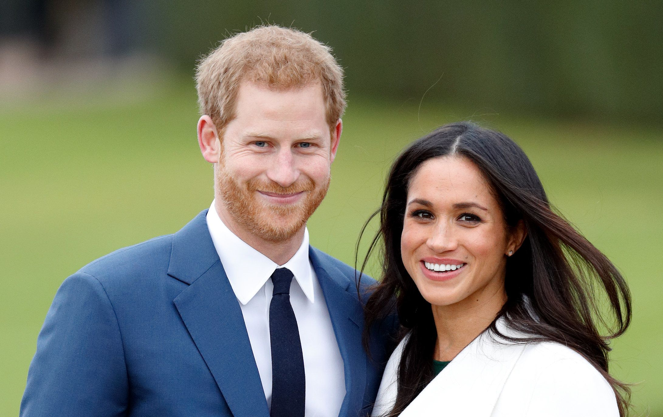 Prince Harry and Meghan Markle Attend First Official Royal Engagement Together
