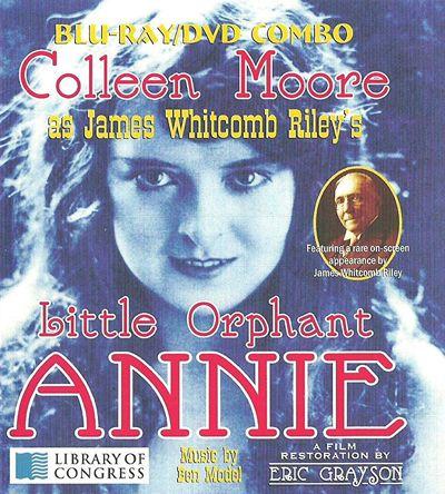 <em>Little Orphant Annie</em>