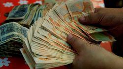 Ευρώπη: Μεταφορά παράνομου χρήματος ύψους 31.000.000 ευρώ σε τέσσερις μέρες σύμφωνα με την