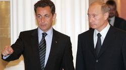 Οι απειλές Πούτιν σε Σαρκοζί το 2007 σε γαλλικό