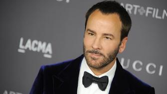 LOS ANGELES, CA - NOVEMBER 04:  Tom Ford arrives at the 2017 LACMA Art + Film Gala honoring Mark Bradford and George Lucas at LACMA on November 4, 2017 in Los Angeles, California.  (Photo by Gregg DeGuire/WireImage)