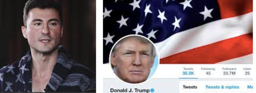 "Bahtiyar Duysak, ""accidentally"" shut down Trump's Twitter feed."