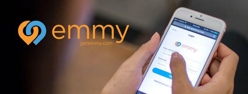 Emmy: The company that accompanies you door-to-door.