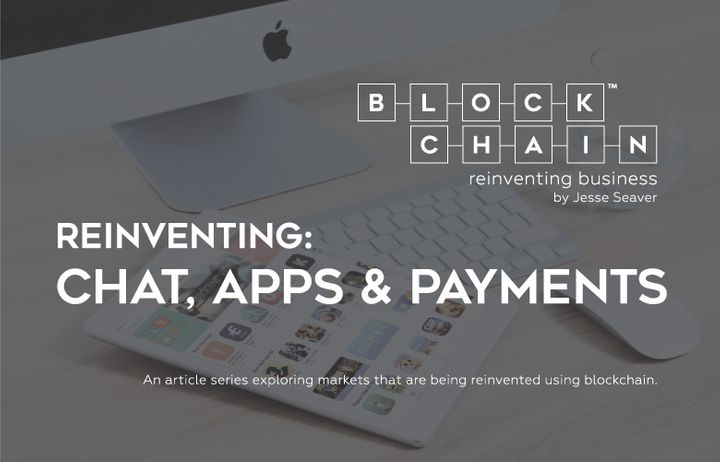 <p>THIS ARTICLE IS PART OF A NEW SERIES OF REVIEWS I AM WRITING ABOUT COMPANIES REINVENTING MARKETS USING THE BLOCKCHAIN.</p>