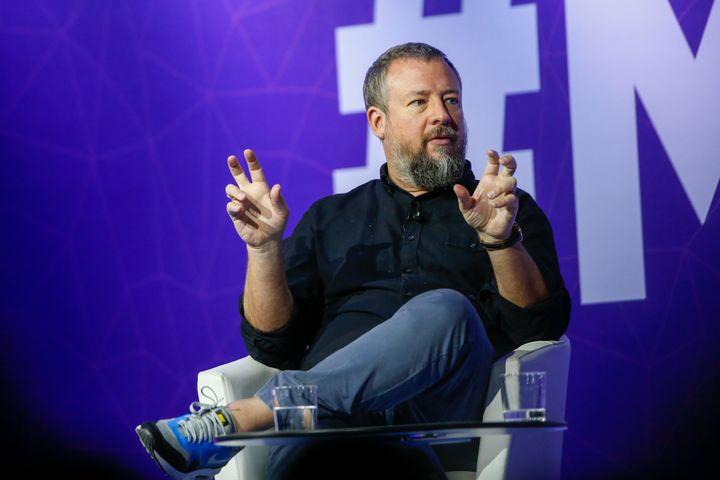 Shane Smith, co-founder and CEO of Vice Media, has been criticized for appearing to ignore sexual harassment reports.
