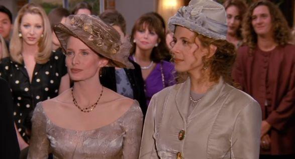 Carol and Susan, F.R.I.E.N.D.S.
