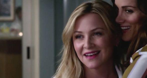 Arizona and Carina, Grey's Anatomy