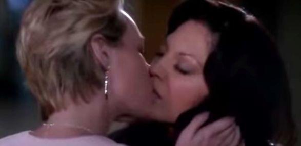 Heather and Callie, Grey's Anatomy