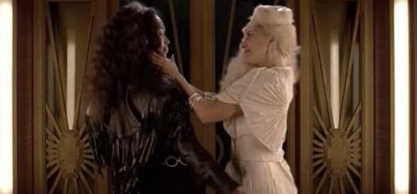 Ramona and Countess, AHS (Ryan Murphy)