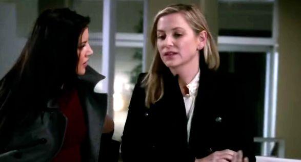 Eliza, Grey's Anatomy