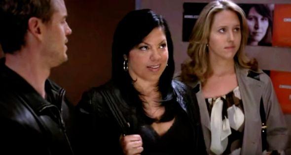 Callie and Erica, Grey's Anatomy