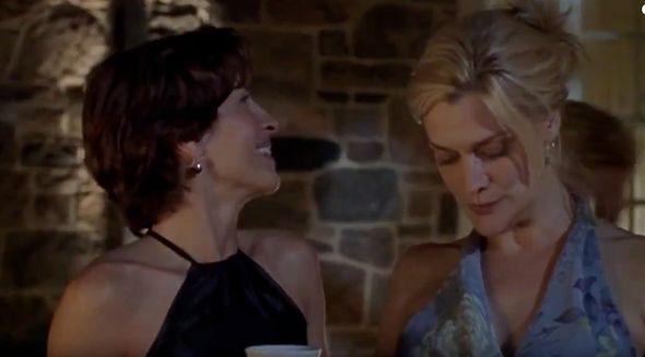 Melanie and Lindsay, Queer as Folk
