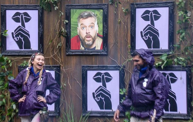 'I'm A Celebrity': Amir Khan And Iain Lee Win Immunity From