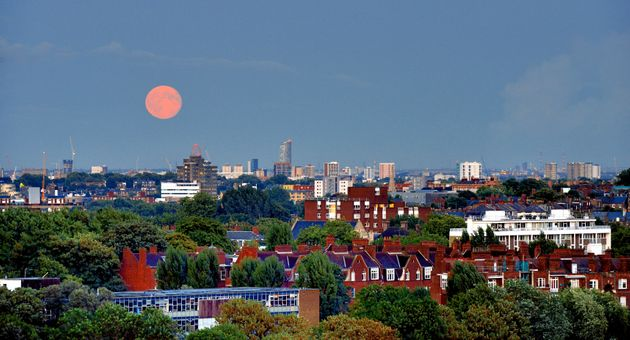 Supermoon UK 2017: The Biggest And Brightest Supermoon Of The Year Is Happening This