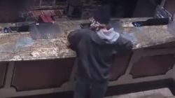 Τέρας ψυχραιμίας: Άνδρας λήστεψε καζίνο του Λας Βέγκας και έφυγε «σαν
