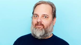 SAN DIEGO, CA - JULY 21:  Executive producer Dan Harmon from Adult Swim's 'Rick and Morty' poses for a portrait during Comic-Con 2017 at Hard Rock Hotel San Diego on July 21, 2017 in San Diego, California.  (Photo by Robby Klein/Getty Images)