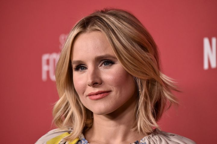 Kristen Bell just wants to sleep, people.