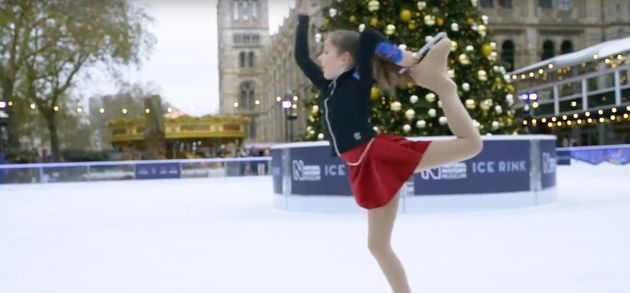 Georgia Hillman,from Dundee, Scotland, has wona Cancer Research UK Kids & Teens 'Star