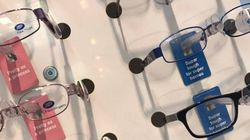 Boots' Kids' Glasses Display Criticised For Sexist