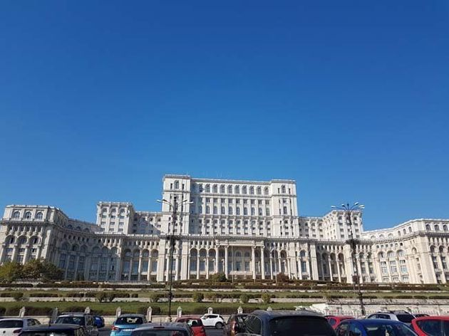 Το Παλάτι του Λαού νυν
