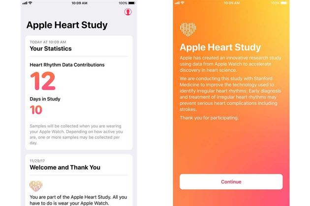 Apple And Stanford University Launch Heart Study On Apple