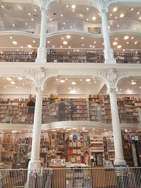 Το βιβλιοπωλείο Carturesti