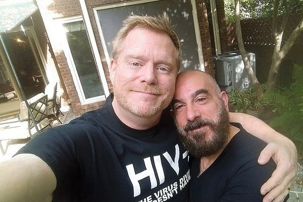 Mark S. King: My dear friend Edwin J. Bernard, an HIV criminalization reform advocate, visited me from England. I am grateful