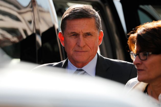 Flynn stepped down as Trump's national security adviser in February after lying to administration...