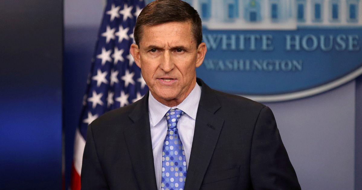 Trump Pardons Former Adviser Michael Flynn, Who Pleaded Guilty In Russia Probe