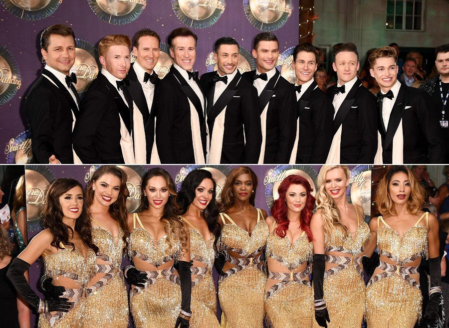 96 Things You Probably Didn't Know About The 'Strictly Come Dancing' Professional