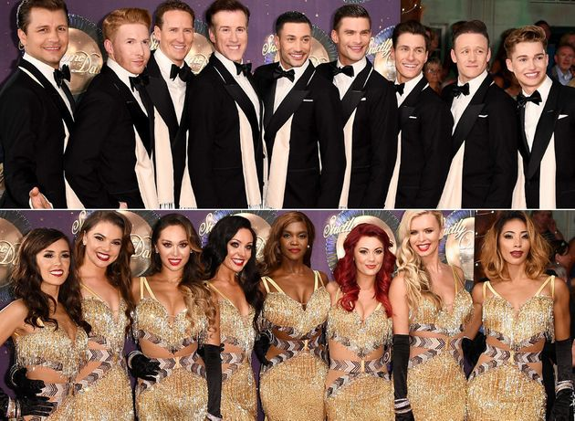 96 Things You Probably Didn't Know About The 'Strictly Come
