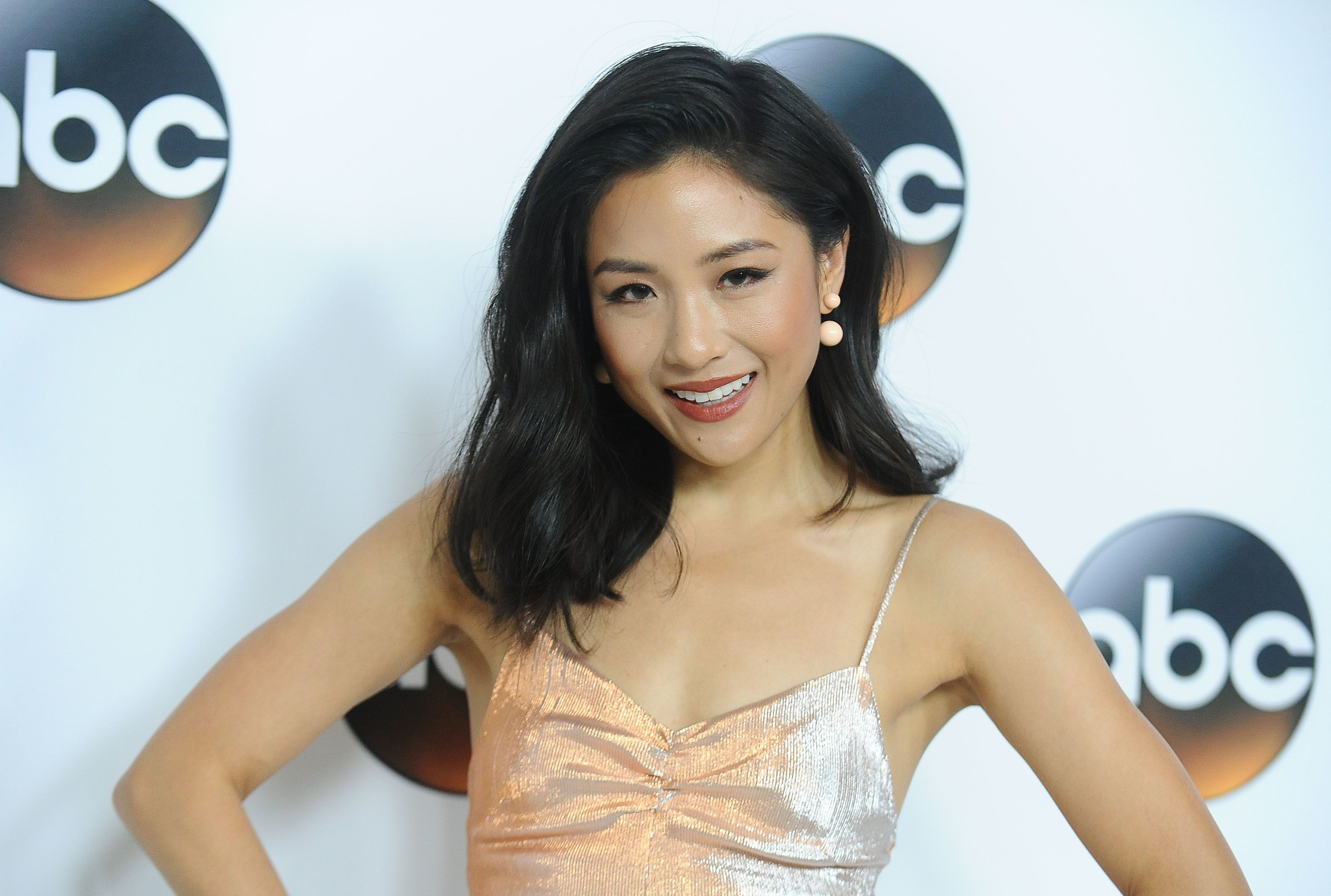 BEVERLY HILLS, CA - AUGUST 06:  Actress Constance Wu attends the Disney ABC Television Group TCA summer press tour at The Beverly Hilton Hotel on August 6, 2017 in Beverly Hills, California.  (Photo by Jason LaVeris/FilmMagic)
