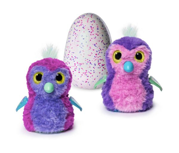 These adorable, interactive toys are a hot pick this holiday season. Love and care for the egg while it's inside, and nurture