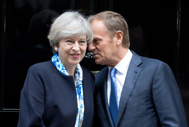 European Council President Donald Tusk has told the UK Government that it'sBrexit offer must be...