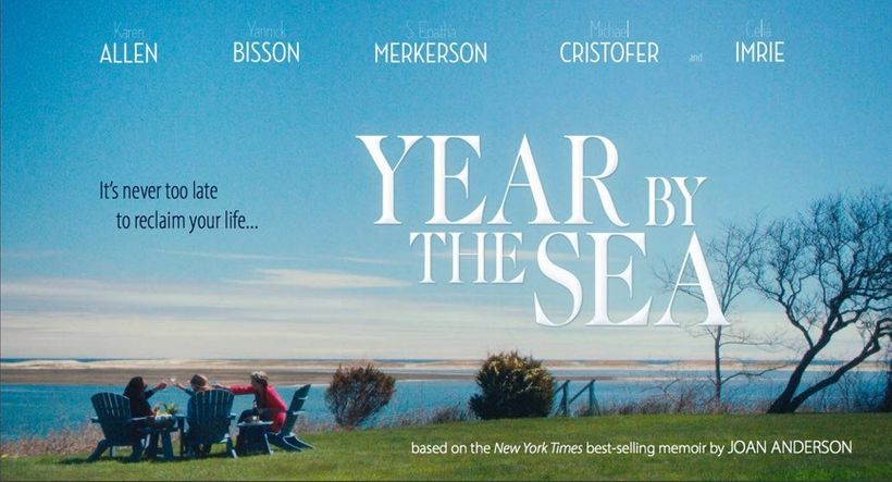 <strong>Year By The Sea</strong>, movie poster.