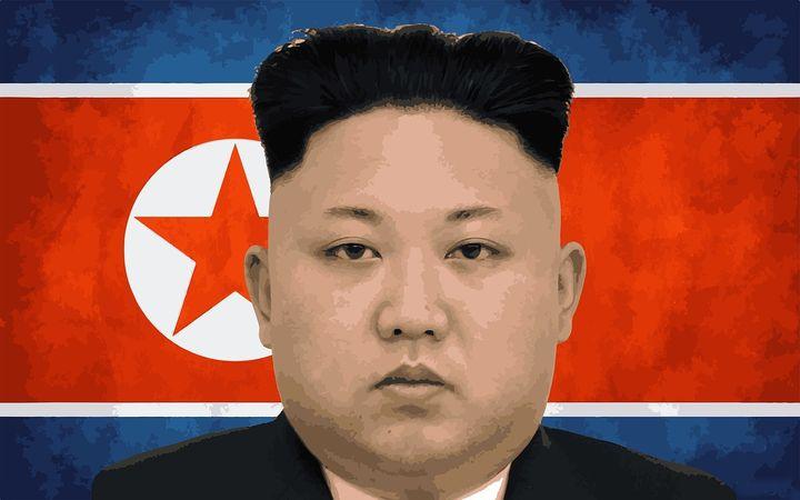 <p>Kim Jong un</p>