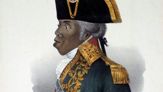 Portrait of Francois Dominique Toussaint (Toussaint-Louverture) (Toussaint Louverture, 1743-1803) (Photo by Leemage/Corbis via Getty Images)