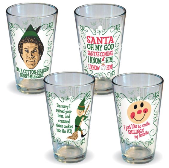 <strong>A festive way to combine your spouse's love of Will Ferrell and beer. <br><br></strong><i>Buy them from <a