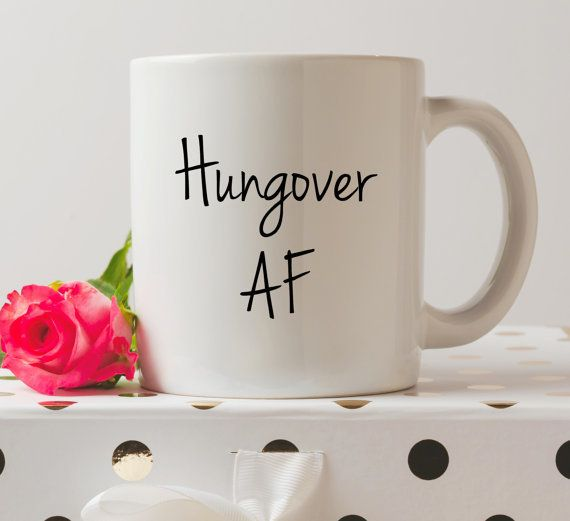 <strong>Holiday hangovers suck. These cheeky mugs might help you guys crack a smile amid the pain.<br><br></strong><i>Buy it