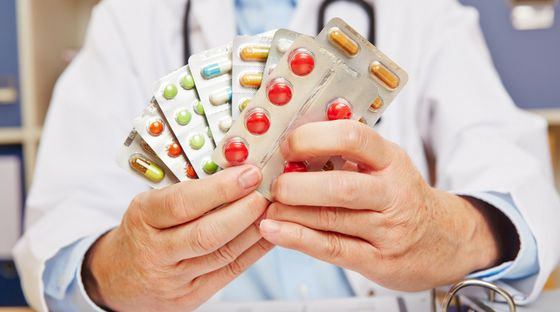 Brand-name drugs are less expensive outside the U.S.