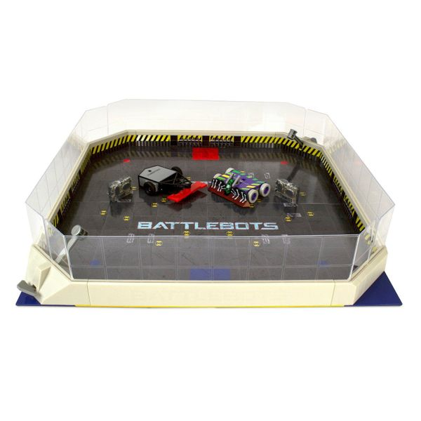 "What's better than battling with some bots? Get the hot item <a href=""https://www.target.com/p/hexbug-battlebots-arena/-/A-50"